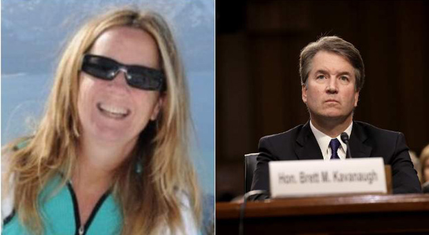 Trump Challenges Kavanaugh Accuser to Provide Detailed Police Evidence