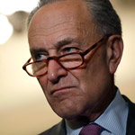 Chuck Schumer 'Fuming' Over McConnell's Plan for Green New Deal Vote