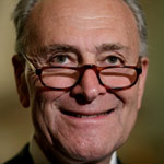 Schumer: Democrats Will 'Strongly' Unite Behind Nominee, Even If They're A Socialist