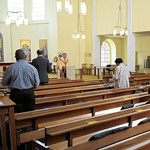 news thumbnail for Church Attendance Plummets in UK  Congregation Numbers Fall 15 Percent