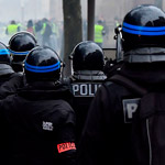 Civil War: French Police Threaten 'Blue Vest' Uprising Against Globalist Macron