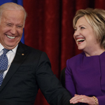 Hillary Clinton Quietly Advising Biden, Klobuchar on How to 'Beat Trump' in 2020