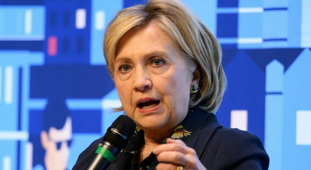 Hillary Clinton Calls for White House Adviser Stephen Miller To Be Removed