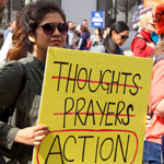 news thumbnail for CNN Suggests Christians Should Keep    Thoughts and Prayers    to Themselves