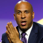 Cory Booker Quotes Bible Verse to Defend LGBTQ Rights