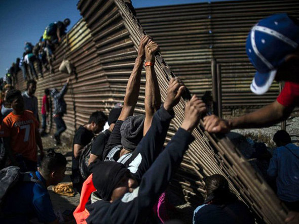 giving  free  college to illegal aliens will only deepen the border crisis