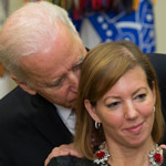 Biden 2020: Two More Women Accuse 'Creepy Uncle Joe' of Inappropriate Touching