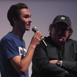 David Hogg Calls for Foreign Meddling in US Elections, Even Michael Moore Irked