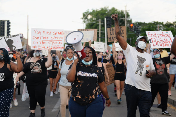 black lives matter activist turned congresswoman cori bush spent  30 000 on security while calling for police to be defunded