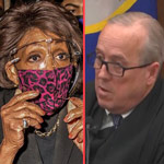 Derek Chauvin Judge Blasts Maxine Waters' Riot Calls for Causing Possible 'Mistrial'