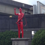 Sexually Explicit Erection Statue Of Satan Appears In Vancouver