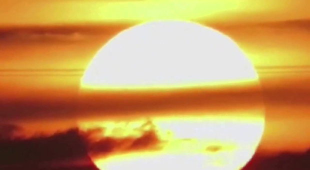 the method would involve spraying sun dimming chemicals into the earth s atmosphere