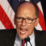 DNC Chair Tom Perez to Begin Fundraising in Mexico