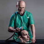 latest Doctor Prepares First Ever Head Transplant Operation
