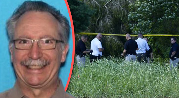the body of missing family doctor was found by searchers