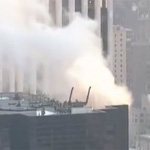 Donald Trump's New York Home Ablaze as Huge Fire Breaks Out in Trump Tower