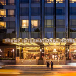 Donald Trump's New York Hotel Voted 'Best in the World' by Top Travel Magazine