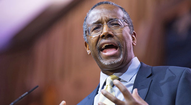 carson said critical race theory and the 1619 project is about dividing people