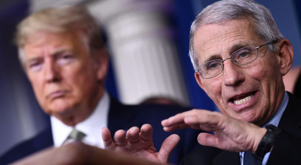 Dr Fauci Warns Public: Prepare for 100,000 Americans to Die from Coronavirus