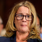 Christine Blasey Ford Coached Friend for Polygraph, Ex-Boyfriend Testifies