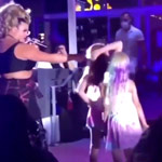 Children Filmed Dancing for Money from Adults at Late Night Drag Queen Show in LA