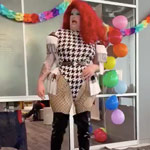 Drag Queens Accused of Giving Sex Aids to Children at Library 'Teen Pride' Event