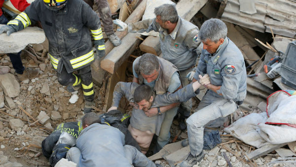 Death Toll Rises After Deadly Earthquake Ravages Italy