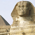 Egypt's Second Sphinx Discovered Near Giza Pyramids During Road Works