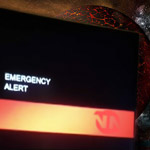 TV Shows Interrupted with 'End of World' Emergency Broadcast