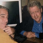 New Epstein Accuser: Bill Clinton Had His Own Seat on 'Lolita Express' Private Jet