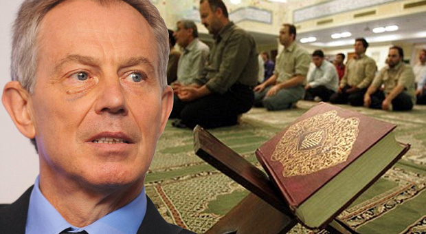 tony blair says he reads the koran  every day  to stay  faith literate
