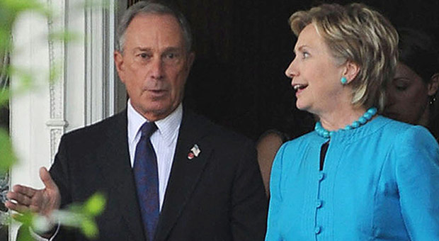 Ex-Clinton Advisor: Bloomberg & Hillary Plotting 'Scheme' to Make Hillary Dem Nominee