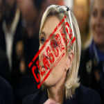 Facebook SHUT DOWN 'Pro Marine Le Pen' Posts In Run Up to Election