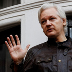 Fears for Julian Assange's Safety Following Cryptic Tweet
