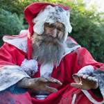 Federal Christmas COVID Awareness Ad Campaign Featuring Santa Shut Down