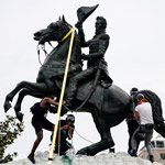 Feds Arrest 'Antifa Ringleader' Behind Attack on Andrew Jackson Statue Outside WH