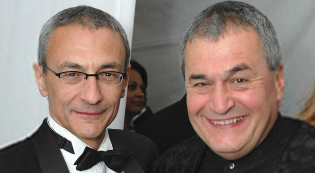 prosectors at the justice department are turning up the heat the podesta group