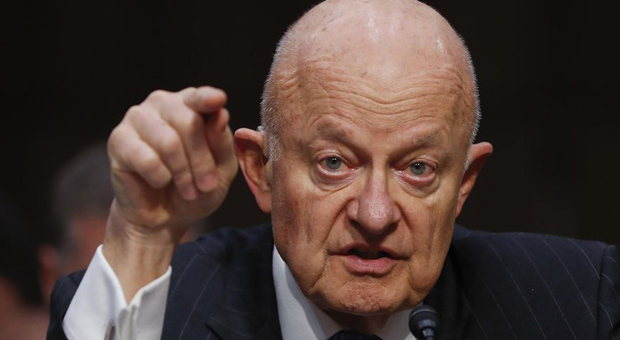 obama s former director of national intelligence james clapper has blown the whistle