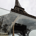 France's Home Grown Terrorism Is So Bad, The Eiffel Tower Has Bullet Proof Glass