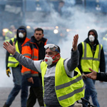 latest 8,400 Yellow Vests Arrested Since Launch as Parliament Condemns Police Violence