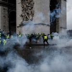 thumbnail for France Prepares  Chemical Weapon  to Use Against Yellow Vests as  Last Resort