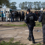France Shuts Down Major Migrant Camp for Illegals Heading to UK
