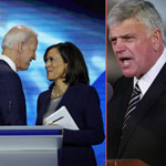 Franklin Graham Warns Biden-Harris Ticket a Threat 'to all Christians'