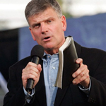 Franklin Graham Shreds Christianity Today: My Father Billy Graham 'Voted for Trump'