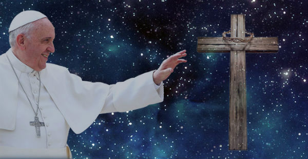 Pope Francis To Announce Church Preparing For Alien Contact In June? Daniel P. Sheehan says Catholic Church will disclose Aliens Frnacismain1112