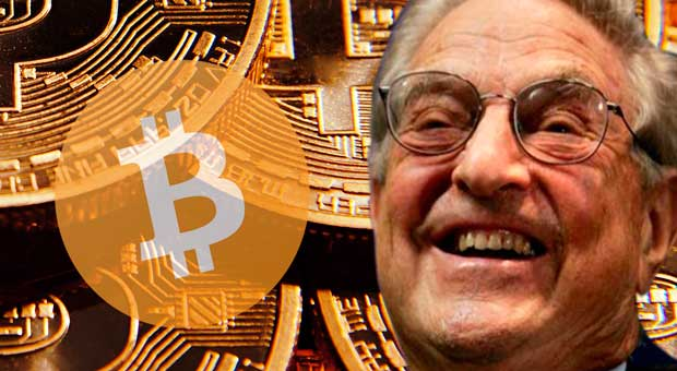 billionaire globalist george soros has bought a massive amount of shares of blockchain technology company  overstock com