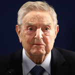 George Soros: Facebook is Working to Re-Elect 'Con Man' Trump