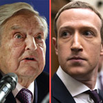 George Soros Demands Facebook Dumps Zuckerberg: 'He's Helping Trump Get Reelected'