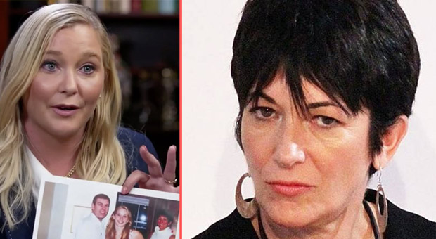 Elon Musk Rubbing Elbows with Jizlaine? lolz plus MORE Ghislaine-maxwell-screaming-crying-court-virginia-roberts-16720