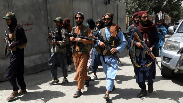the taliban is hunting down and executing christians in afghanistan